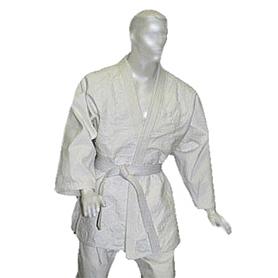 Кимоно для дзюдо белое + подарок