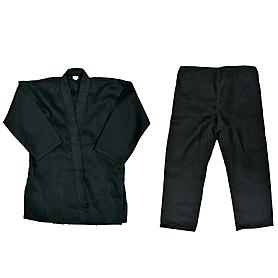 Кимоно для карате черное