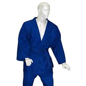 Кимоно для дзюдо синее