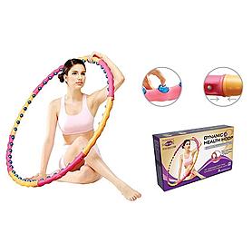 Обруч массажный Dynamic S Health Hoop (1,6 кг)