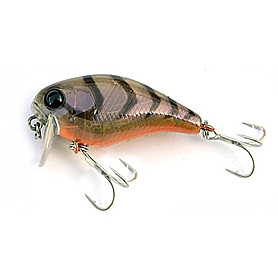 Воблер Jackall Chubby 38 SSR Brown Suji Shrimp