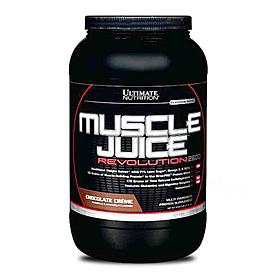 Гейнер Ultimate Nutrition Muscle Juice Revolution (2,12 кг)