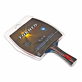 Ракетка для настольного тенниса коническая Torneo Invite Tour Plus 3*