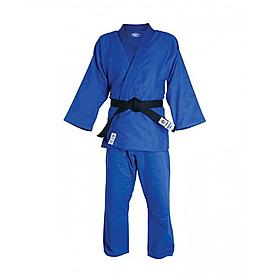 Кимоно для дзюдо синее Green Hill Olimpic (модель 2011)