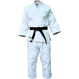 Кимоно для дзюдо белое Green Hill Master