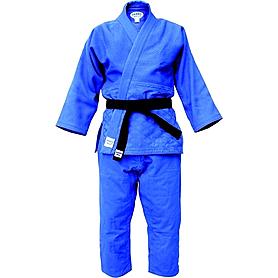 Кимоно для дзюдо синее Green Hill Master