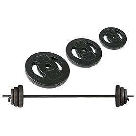 Штанга наборная для фитнеса BP3020 20 кг