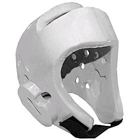 Шлем для таеквондо WTF белый