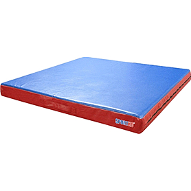 Мат гимнастический детский Sportko МГ-3 100x100x10см