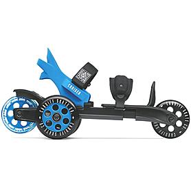 Коньки роликовые Cardiff Cruiser Large черно-синие, р. 36-47