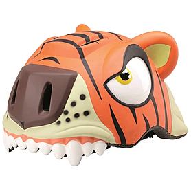 Шлем анимированный Crazy Safety 3D Тигр с фонариком