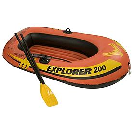 Лодка надувная Explorer 200 Pro Set Intex 58357
